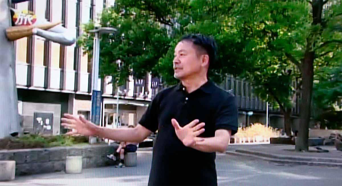 太田和彦のバーのある街へ 「太田和彦です。バーのある街へ、今週来週にわたって東京、銀座のバーを歩